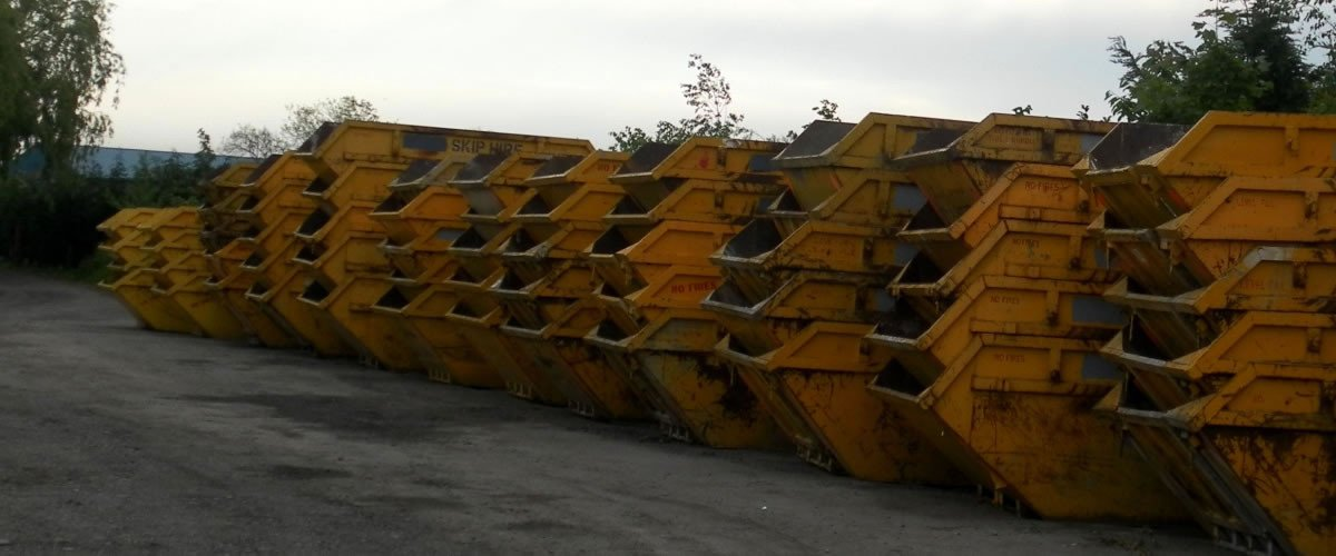 Murr Skip Hire - Waste Disposal, Skip Hire, Pockington, York