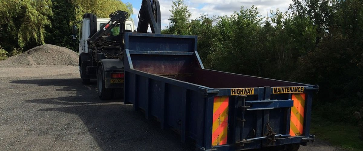 Murr Skip Hire - Aggregates, Pockington, York