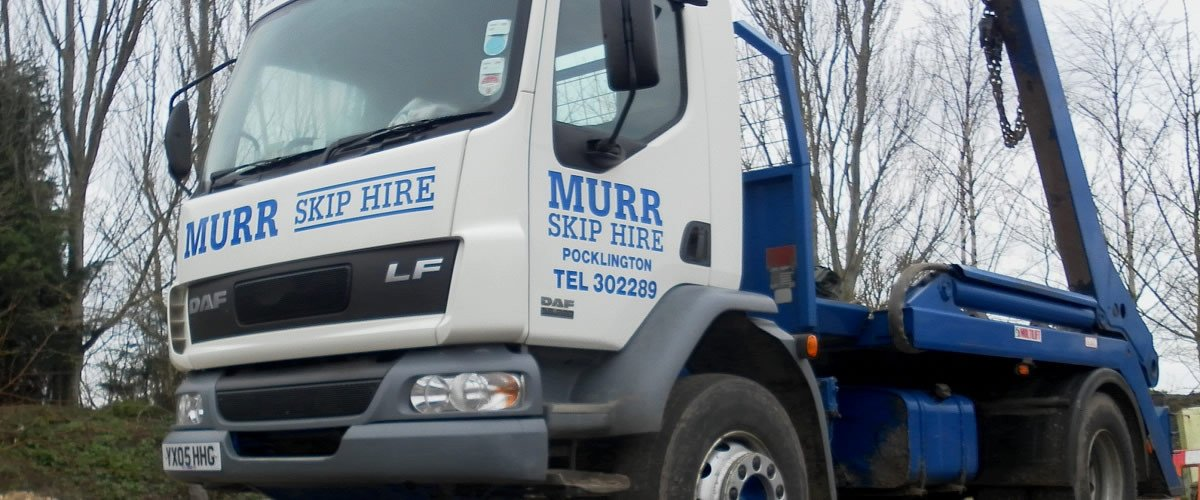 Murr Skip Hire - Pockington